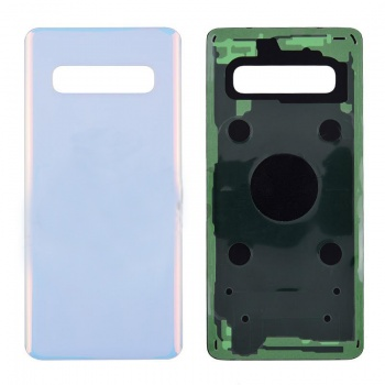 Back Cover Battery Door for Samsung Galaxy S10 (White)