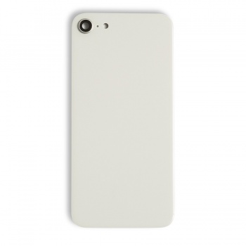 Back Glass Cover for iPhone 8 - White