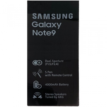 Lens Sticker For Samsung Galaxy Note 9