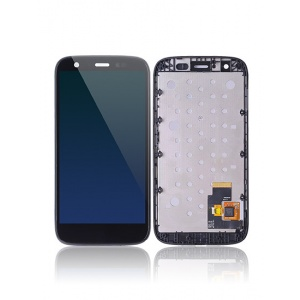 Display Assembly and Frame For Motorola Moto G