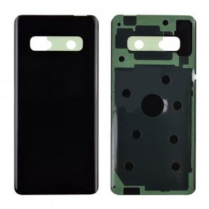 Back Cover Battery Door for Samsung Galaxy S10 Plus (Black)
