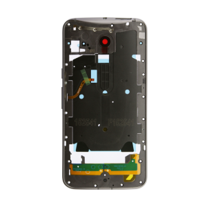 Midframe Assembly (Black) For Motorola Moto X Pure