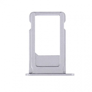 SIM Tray For iPhone 6s Plus (Silver)