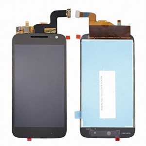 Play LCD Screen and Digitizer (Black) For Motorola Moto G4