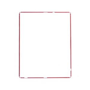 LCD Frame For iPad 2 - Red