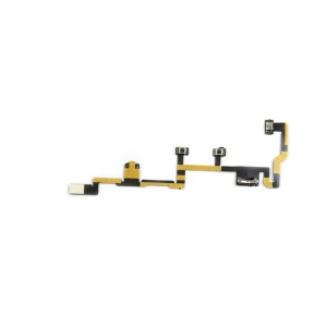 Power/Volume Flex Cable For iPad 2