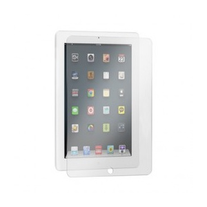 Tempered Glass in Retail Packaging For iPad 2/3/4 (Curve Edge) - Clear