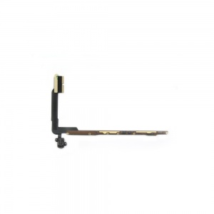 Audio/Headphone Jack with Flex Cable For iPad 3/4 (3G)