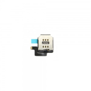 Sim Card Holder with Flex Cable For iPad Air
