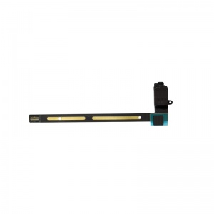 Audio/Headphone Jack with Flex Cable For iPad Air 2 (Black)