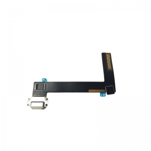 Charging Port with Flex Cable For iPad Air 2 (White)