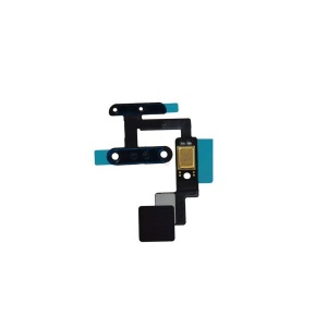 Flex Cable Ribbon with Power Button Connector and Mic For iPad Air 2