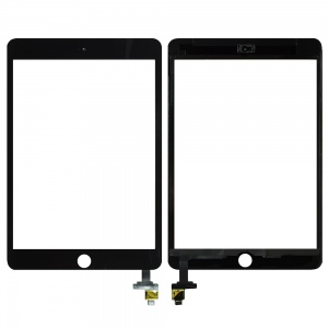 Digitizer with IC Chip (Black) (Premium Quality) For iPad Mini 3