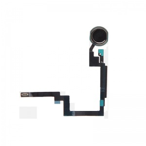 Home Button Key with Flex Cable For iPad Mini 3 (Black)