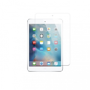 Tempered Glass in Retail Packaging For iPad Mini 4 (Curve Edge) - Clear
