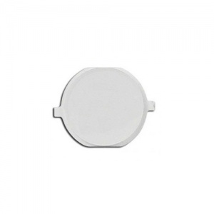 Home Button For iPhone 4 GSM/CDMA (White/Plain)