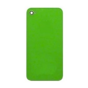 Back Glass For iPhone 4S/4 CDMA (Green)