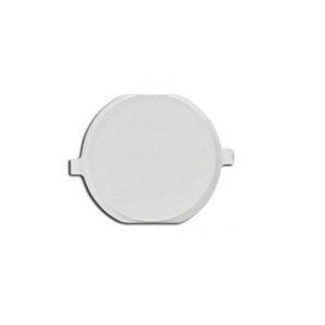 Home Button For iPhone 4S (White/Plain)