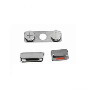 Power/Volume/Mute Button Bundle For iPhone 4S