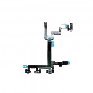 Power/Volume Button Flex Cable For iPhone 5