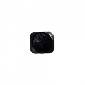 Home Button For iPhone 5/5C (Black/Plain)