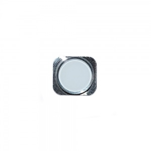 Home Button For iPhone 5 (White/Plain)