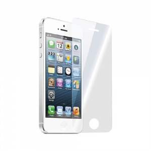 Tempered Glass - Clear For iPhone 5/5C/5S