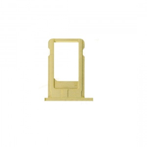 SIM Tray For iPhone 6 Plus (Gold)