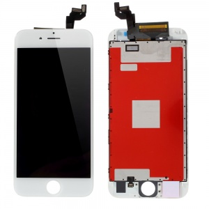LCD Assembly (Supreme Quality Aftermarket, Made by AUO) (White) For iPhone 6s