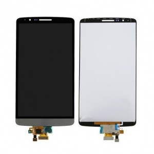 LCD and Touch Screen Digitizer (Gray) For LG G3 D850/851/855/VS985/LS990/F400