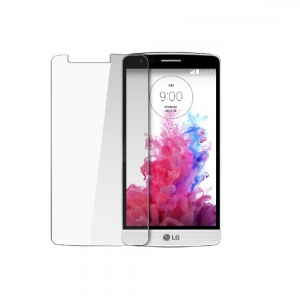 Tempered Glass - Clear For LG G3