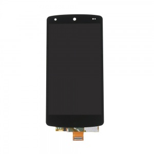 LCD & Digitizer Touch Screen with Frame For LG Nexus 5 D820 D821 (Black)