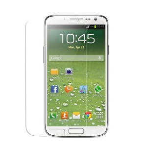 Tempered Glass in Retail Packaging For Samsung Galaxy S4 (Curve Edge) - Clear