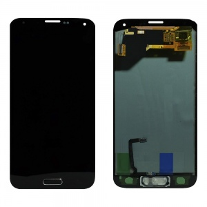 LCD Assembly For Samsung Galaxy S5 (Black)