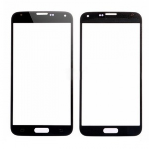 Glass Lens For Samsung Galaxy S5 (Black)