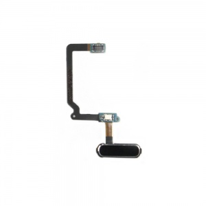 Home Button With Flex Cable For Samsung Galaxy S5 (Black)