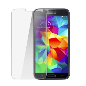 Tempered Glass in Retail Packaging For Samsung Galaxy S5 (Curve Edge) - Clear