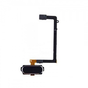 Home Button With Flex Cable For Samsung Galaxy S6 (Blue)