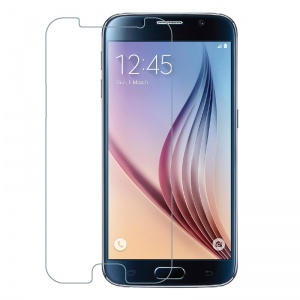 Tempered Glass in Retail Packaging For Samsung Galaxy S6 (Curve Edge) - Clear