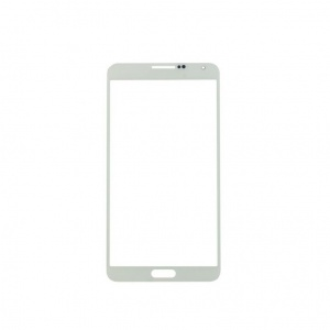 Glass Lens (White) For Samsung Galaxy Note 3