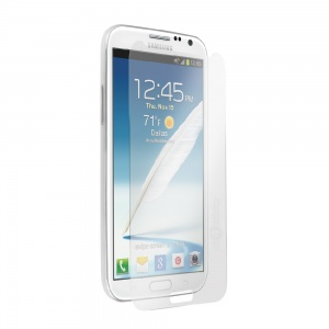Tempered Glass in Retail Packaging (Curve Edge) - Clear For Samsung Galaxy Note 3