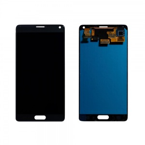 LCD with Digitizer (Black) For Samsung Galaxy Note 4