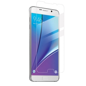 Tempered Glass in Retail Packaging - Clear For Samsung Galaxy Note 5