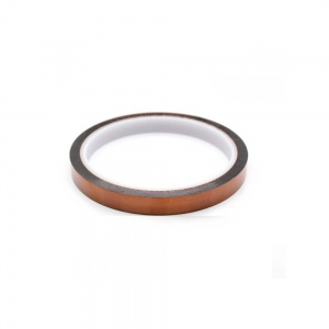 Polyamide High Temperature Kapton Tape 10mm