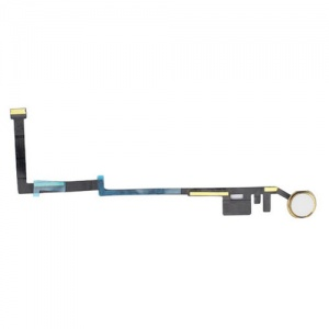 Home Button Flex Cable For iPad 5 (2017) / iPad 6 (2018) (Black)