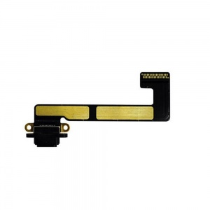 Charging Port with Flex Cable For iPad Mini 2/3 (Black)