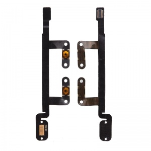 Volume & Microphone with Flex Cable For iPad Mini 4