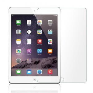 Tempered Glass For iPad 5 / iPad Air 1/2/Pro 9.7 inch (Curve Edge) - Clear