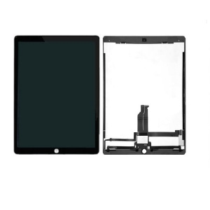 LCD Screen and Digitizer/Front Panel (Black) (1st Generation) For iPad Pro 12.9 inch