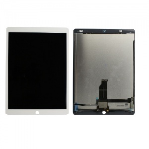 LCD Screen and Digitizer/Front Panel (White) (1st Generation) For iPad Pro 12.9 inch